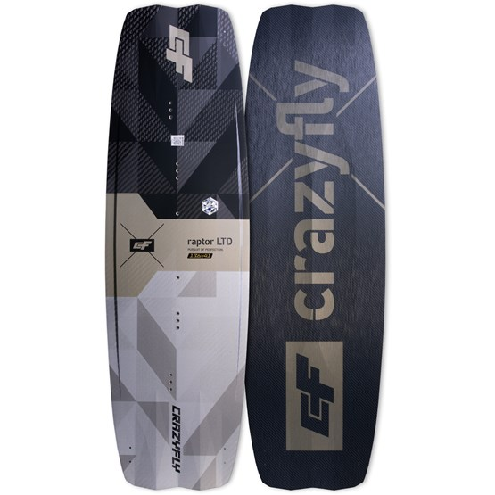 CRAZYFLY Deska Kite Raptor LTD 2021