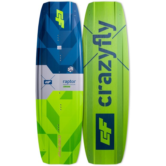 CRAZYFLY Kiteboard Raptor 2021