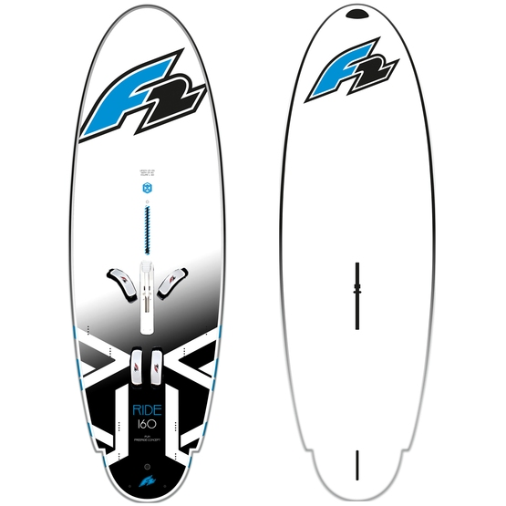F2 Windsurf board RIDE SOFTDECK 2019/2020