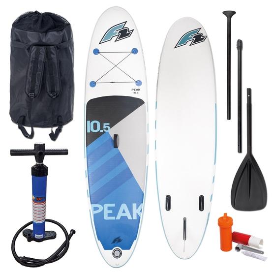 F2 Inflatable SUP board PEAK