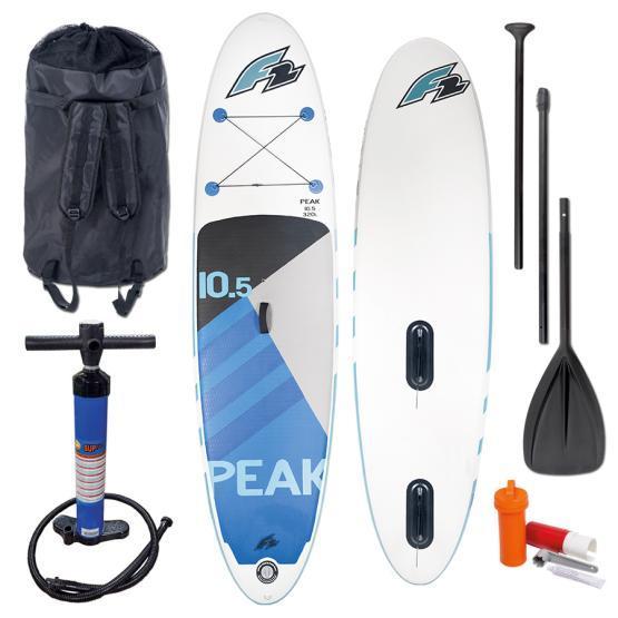 F2 Inflatable WindSUP board PEAK