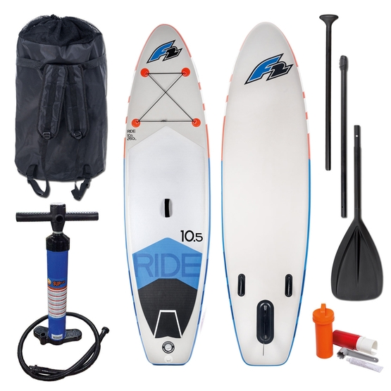 F2 Inflatable SUP board RIDE