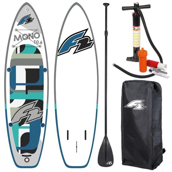 F2 Inflatable SUP board Mono