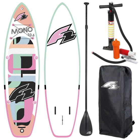 F2 Inflatable SUP board Mono women