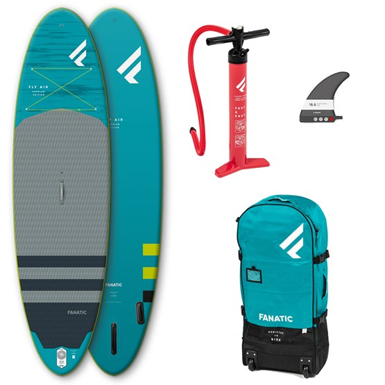 FANATIC Inflatable SUP board Fly Air Premium 2020