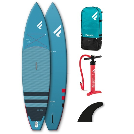 FANATIC Inflatable SUP board Ray Air 2021