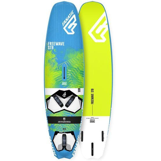 FANATIC Windsurf Board FreeWave STB 2018