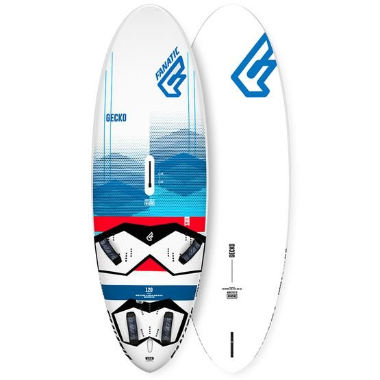 FANATIC Windsurf Board Gecko HRS 2018