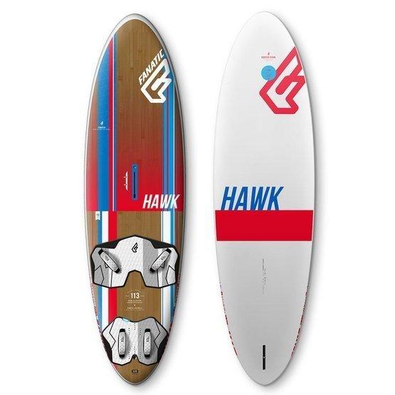 FANATIC Hawk Bamboo Windsurf Board 2016