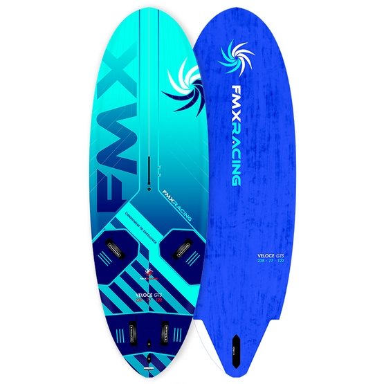 FMX Windsurf board Veloce GTS (foil possible) 2020