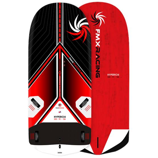FMX Racing Windsurf board Hyperion Foiling 2021