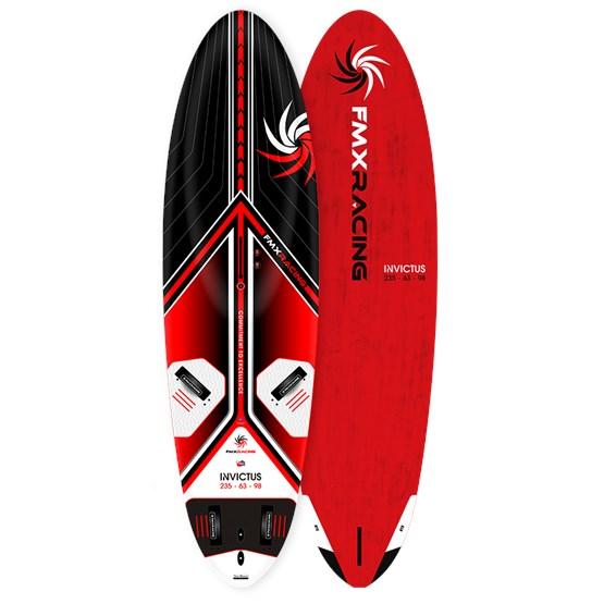 FMX Racing Windsurf board Invictus Slalom 2021