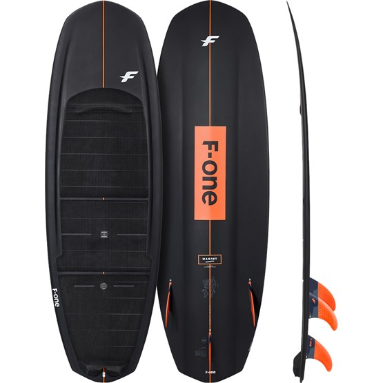 F-ONE kiteboard Magnet Carbon