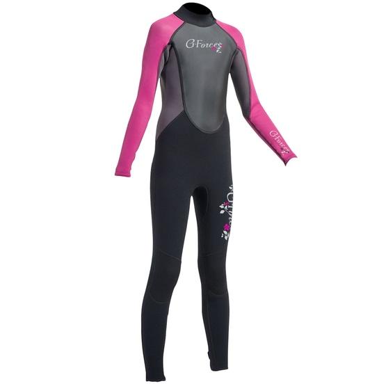 GUL Girls wetsuit STEAMER 3mm 2017