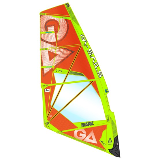 GA-SAILS Windsurf sail Manic 2021