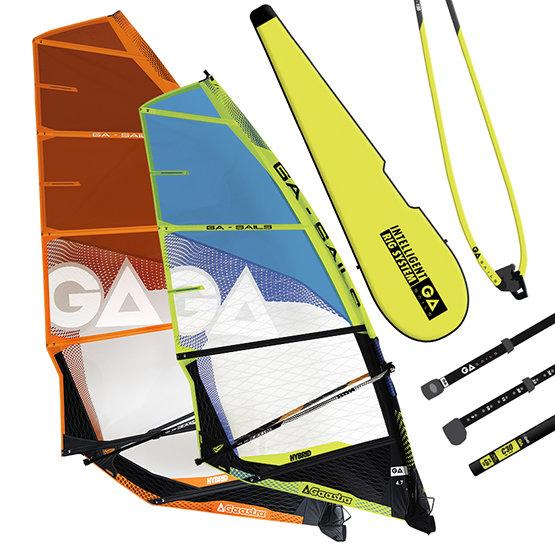 GAASTRA Windsurf Rig HYBRID 2018