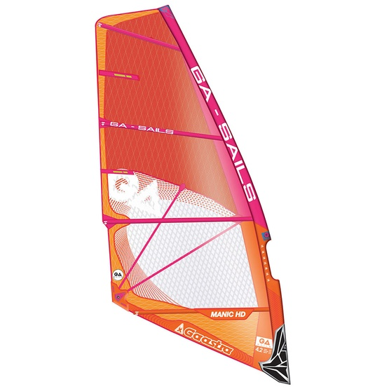 GAASTRA Żagiel windsurfingowy MANIC HD 2017