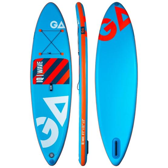 GAASTRA Inflatable SUP Board IQ WAVE 2019