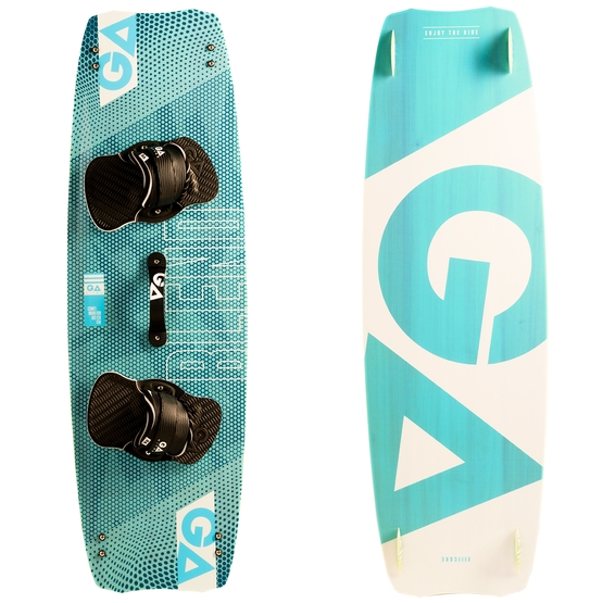 GA-KITES Blend kiteboard + bindings 2021