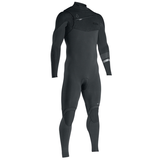 ION Mens Wetsuit Onyx Amp Semidry 5/4 DL 2017