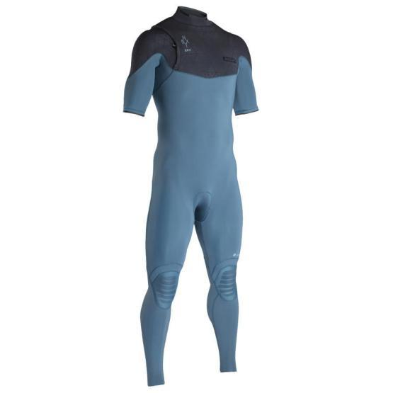 ION Mens Wetsuit Onyx Amp Zipless Steamer SS 3/2 DL 2017