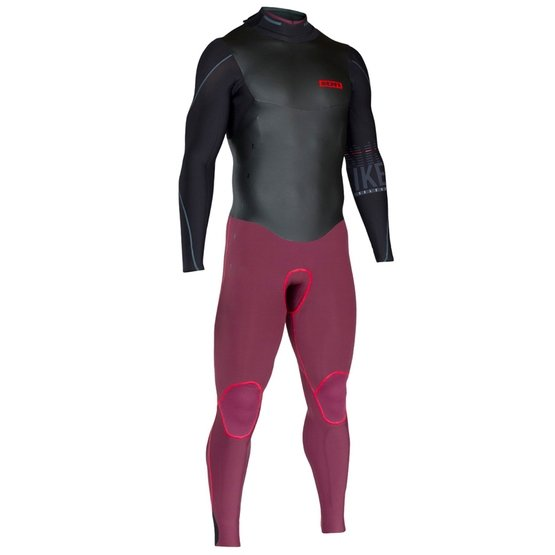 ION Mens Wetsuit Strike Select Semidry 4,5/3,5 DL 2017
