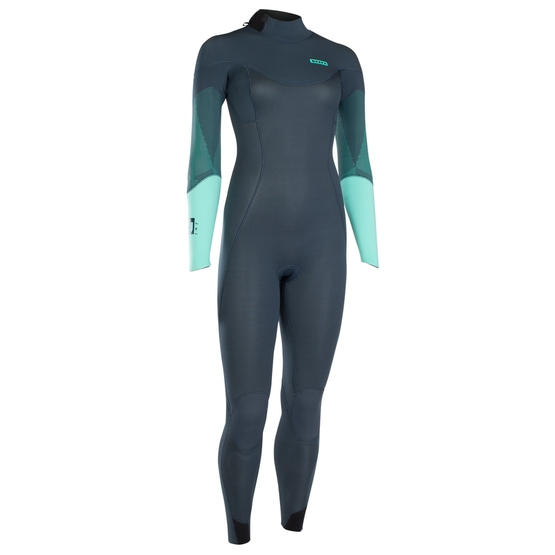ION Womens Wetsuit JEWEL CORE SEMIDRY 5/4 BACKZIP 2019