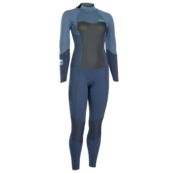 ION Womens Wetsuit JEWEL ELEMENT SEMIDRY 4/3 BACKZIP 2019