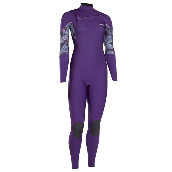 ION Womens Wetsuit TRINITY AMP SEMIDRY 3/2 FRONTZIP 2019