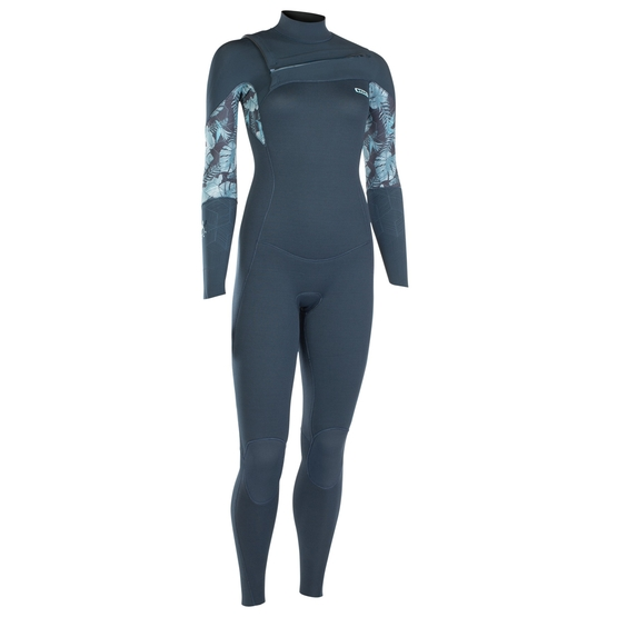 ION Womens Wetsuit TRINITY CORE SEMIDRY 5/4 FRONTZIP 2019