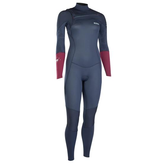 ION Womens Wetsuit TRINITY ELEMENT SEMIDRY 3/2 FRONTZIP 2019