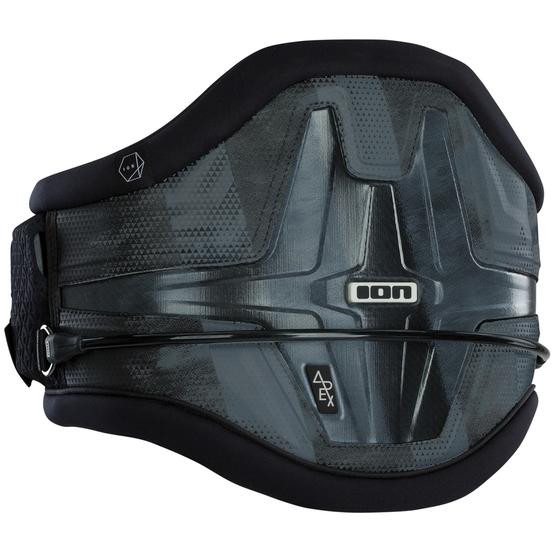 ION Kitesurf harness Apex 8 black 2020