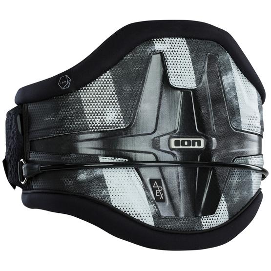 ION Kitesurf harness Apex 8 black/white 2020
