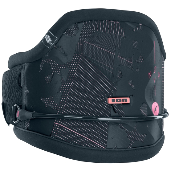ION Kitesurf harness Nova 6 black/pistachio 2020