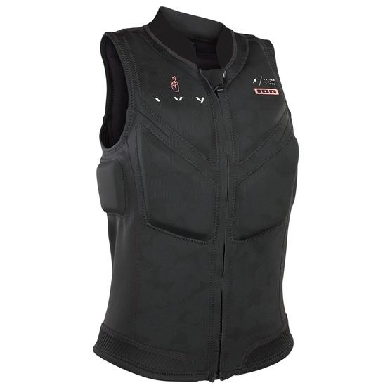 ION Impact vest Ivy Women FZ black 2020