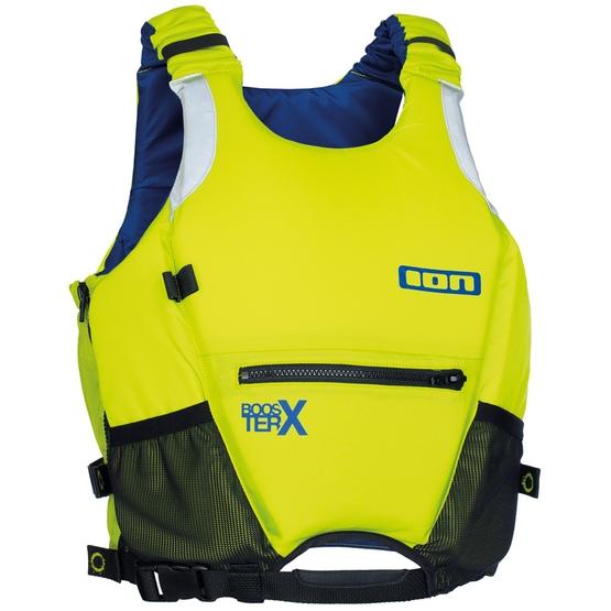 ION Buoyancy aid junior Booster X SZ lime 2020