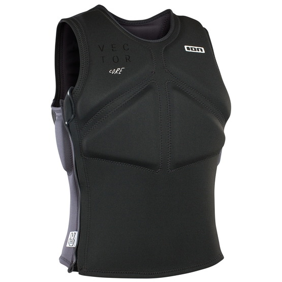 ION Impact vest Vector Core SZ black 2020
