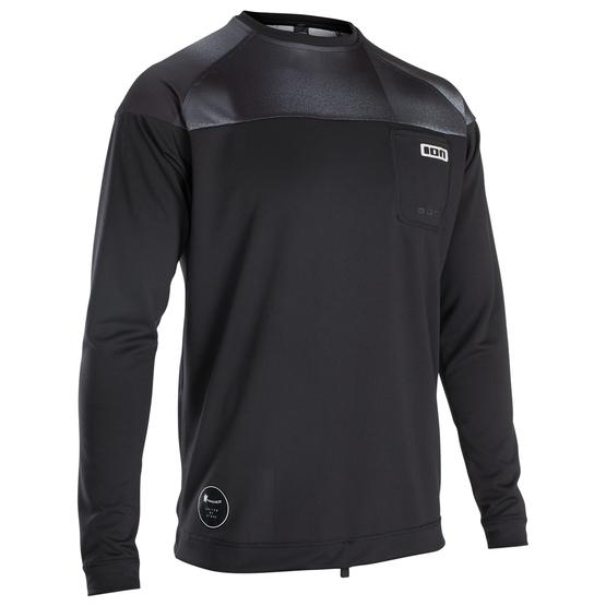 ION Wetshirt męski LS black 2020