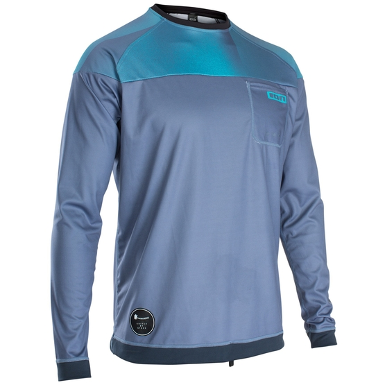 ION Wetshirt męski LS blue 2020