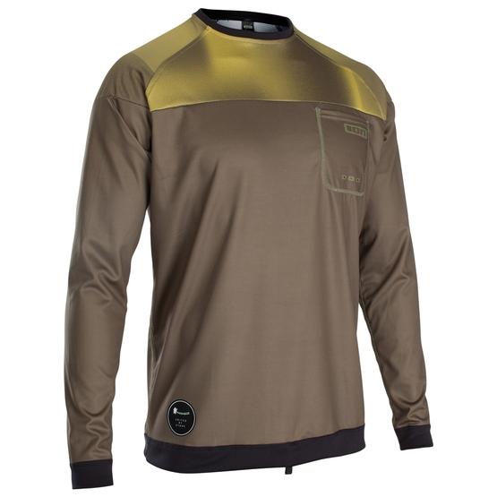 ION Mens wetshirt LS dark olive 2020