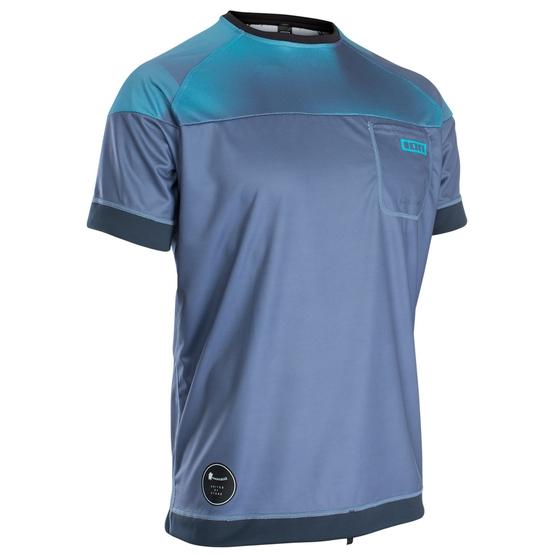 ION Mens wetshirt SS blue 2020