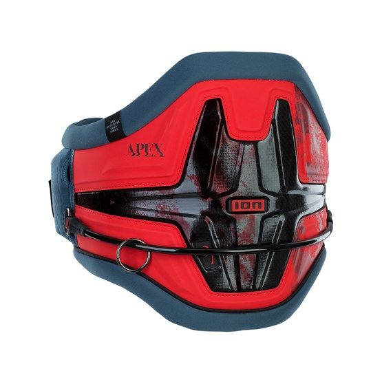ION 2021 - Harness Kite Waist Apex 8 - red
