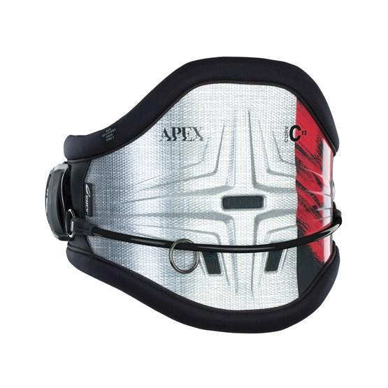 ION 2021 - Harness Kite Waist Apex Curv 13 - silver
