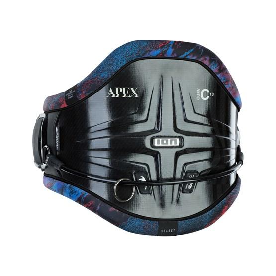 ION 2021 - Harness Kite Waist Apex Curv 13 Select - black capsule