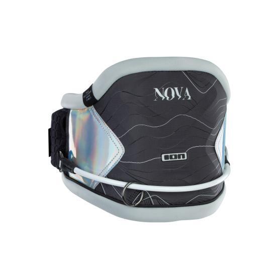 ION 2021 - Harness Kite Waist Nova 6 - silver holographic