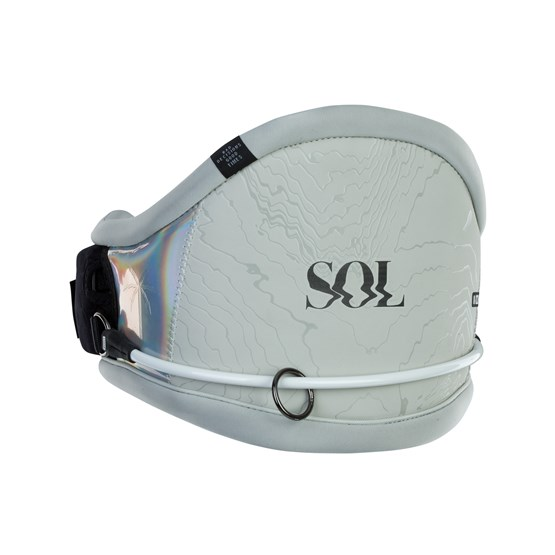 ION 2021 - Harness Kite Waist Sol 7 - silver holographic