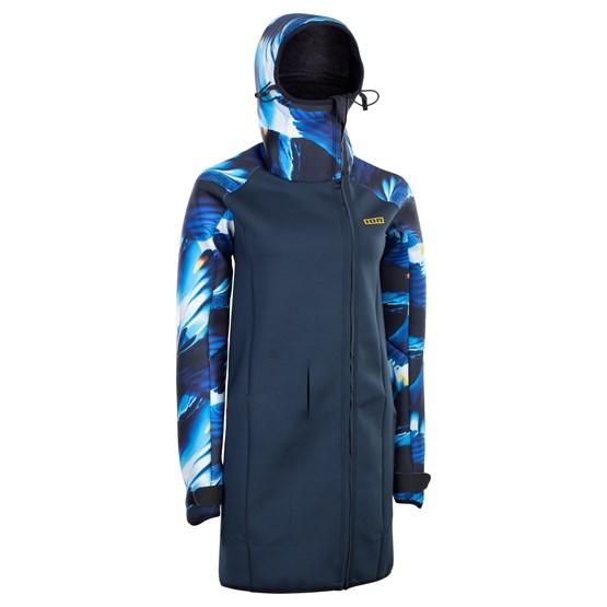 ION 2021 - Płaszcz Neoprenowy Cosy Amp Women - blue capsule