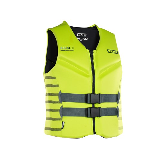 ION 2021 - Vest Booster 50N FZ - lime