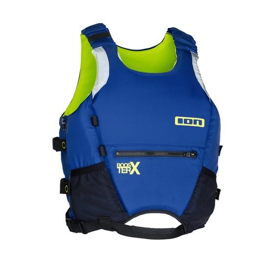ION 2021 - Vest Booster X SZ - blue