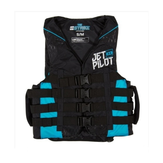 JETPILOT Vest Strike ISO 50N Blue